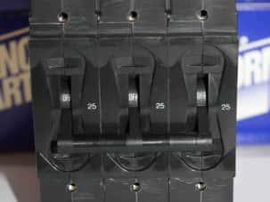 Основной автомат включения рефконтейнера 25А (66U1-1723-3)