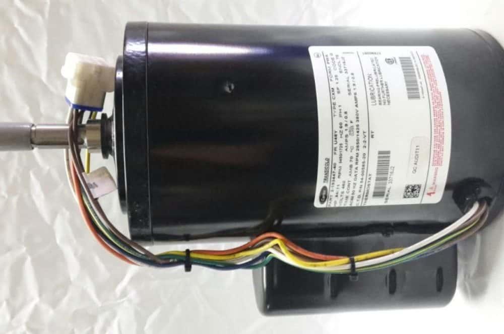 54-00585-20 Двигатель вентилятора испарителя