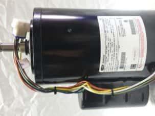 Двигатель вентилятора испарителя, 2х-скоростной Carrier (54-00585-20)
