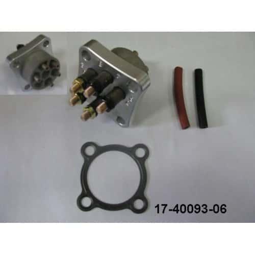 Клемник для подключения компрессора (17-40093-06)