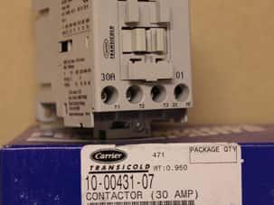 Контактор Carrier 30А (10-00431-12)