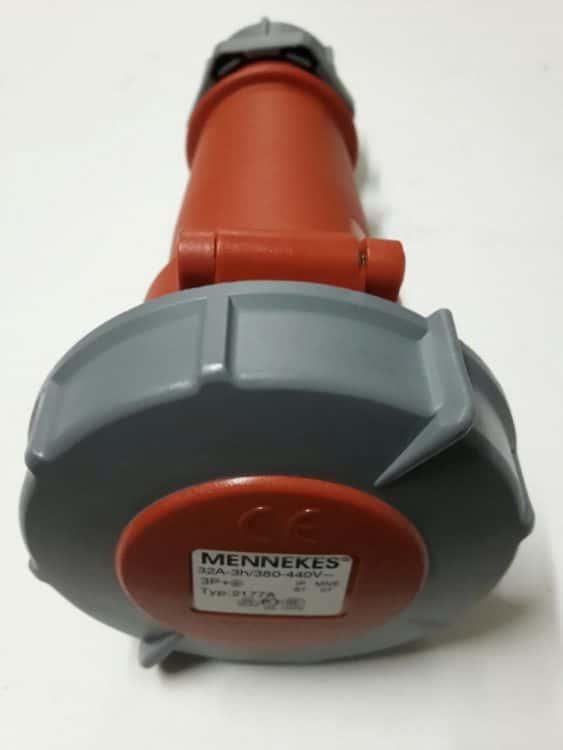 Розетка переносная 380 вольт (2177А)
