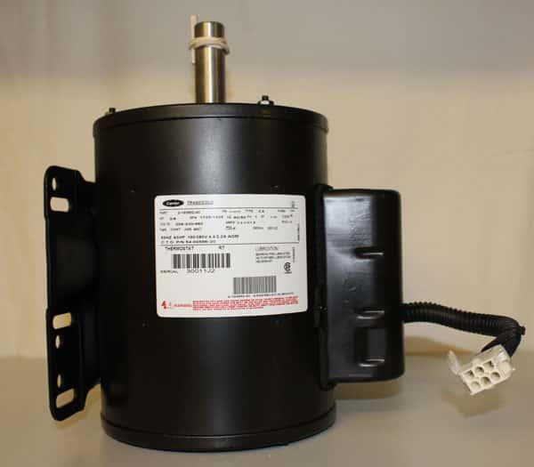 Двигатель вентилятора конденсатора, арт 54-00586-20