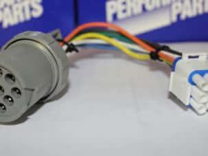 Переходник для подключения вентилятора испарителя, арт 54-00585-21