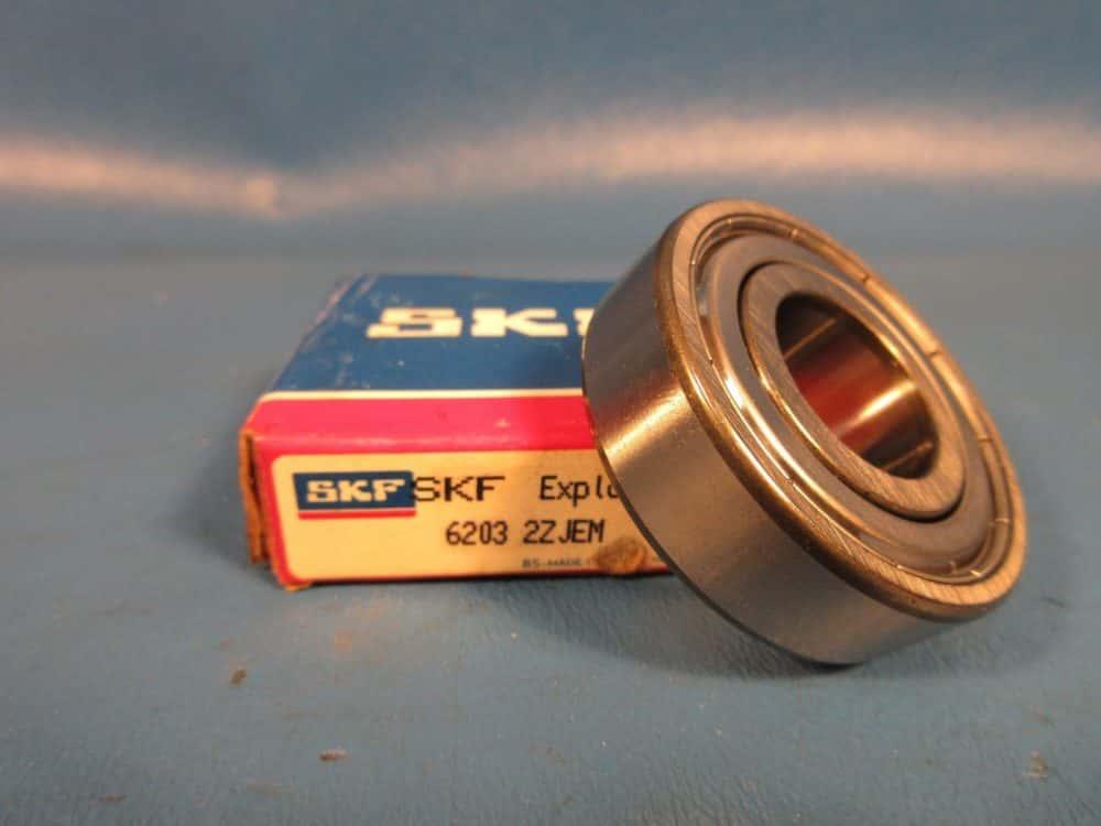 Подшипник для электродвигателя, арт 6203-2Z