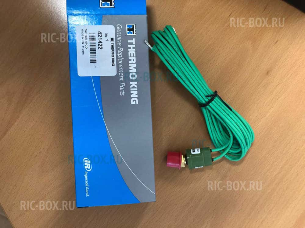 Новый выключатель по высокому давлению MP 3000